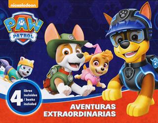 ARCON DE CUENTOS: PAW PATROL. AVENTURAS...
