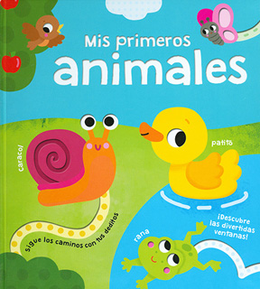 CAMINITOS: MIS PRIMEROS ANIMALES
