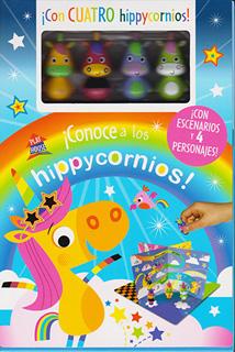 PLAYHOUSE: ¡CONOCE A LOS HIPPYCORNIOS!