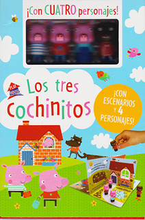 PLAYHOUSE: LOS TRES COCHINITOS