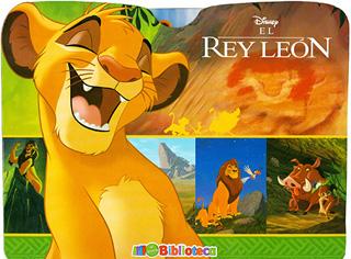 MI PEQUEÑA BIBLIOTECA: EL REY LEON
