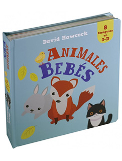ANIMALES BEBES (8 IMAGENES EN 3D)