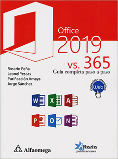 OFFICE 2019 VS 365 GUIA COMPLETA PASO A PASO