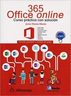 OFFICE 365 ONLINE: CURSO PRACTICO CON SOLUCION