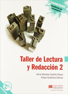 TALLER DE LECTURA Y REDACCION 2 (INCLUYE CUADERNO...