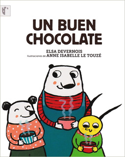 UN BUEN CHOCOLATE (SERIE BLANCA)