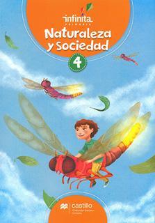 NATURALEZA Y SOCIEDAD 4 PRIMARIA INFINITA