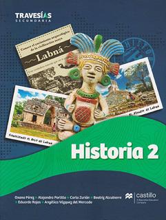 HISTORIA 2 SECUNDARIA (TRAVESIAS)