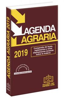 AGENDA AGRARIA 2019