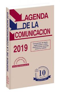 AGENDA DE LA COMUNICACION 2019