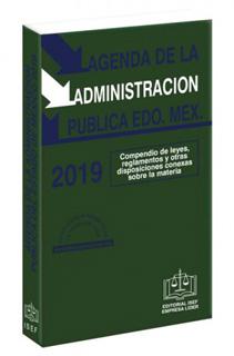 AGENDA DE LA ADMINISTRACION PUBLICA DEL ESTADO DE...