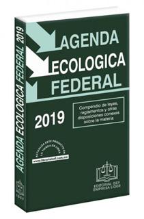 AGENDA ECOLOGICA FEDERAL 2019