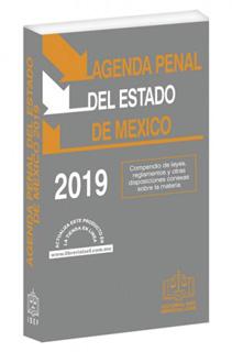 AGENDA PENAL DEL ESTADO DE MEXICO 2019 (CODIGO)