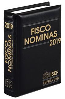 FISCO NOMINAS 2019 (EJECUTIVA)