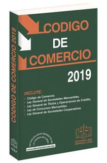 CODIGO DE COMERCIO 2019