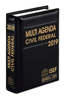 MULTI AGENDA CIVIL FEDERAL 2019 (EJECUTIVA)