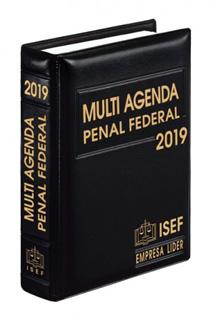 MULTI AGENDA PENAL FEDERAL 2019 (EJECUTIVA)