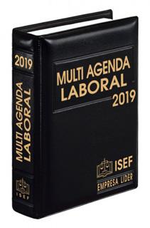 MULTI AGENDA LABORAL 2019 (EJECUTIVA)