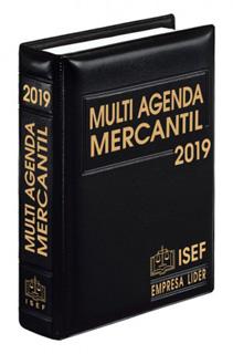 MULTI AGENDA MERCANTIL 2019 (EJECUTIVA)