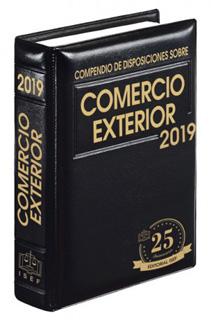 COMPENDIO DE COMERCIO EXTERIOR Y COMPLEMENTO 2019...