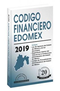 CODIGO FINANCIERO DEL ESTADO DE MEXICO 2019...