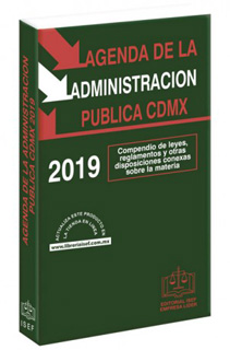 AGENDA DE LA ADMINISTRACION PUBLICA DE LA CIUDAD...