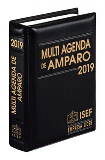 MULTI AGENDA DE AMPARO 2019 (EJECUTIVA)