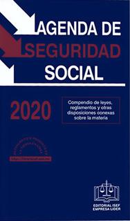 AGENDA DE SEGURIDAD SOCIAL 2020