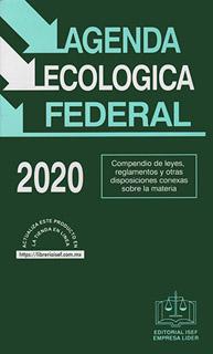 AGENDA ECOLOGICA FEDERAL 2020