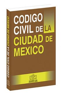 CODIGO CIVIL DE LA CIUDAD DE MEXICO 2020