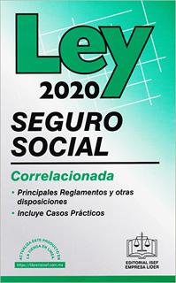 2020 LEY DEL SEGURO SOCIAL