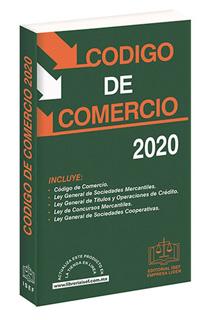CODIGO DE COMERCIO 2020