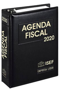 AGENDA FISCAL Y COMPLEMENTO 2020 (EJECUTIVA)