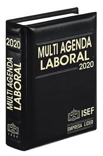 MULTI AGENDA LABORAL Y COMPLEMENTO 2020...