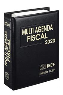 MULTI AGENDA FISCAL Y COMPLEMENTO 2020 (EJECUTIVO)