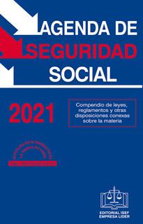 AGENDA DE SEGURIDAD SOCIAL 2021