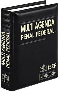 MULTI AGENDA PENAL FEDERAL Y COMPLEMENTO 2021