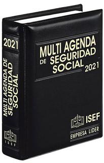 MULTI AGENDA DE SEGURIDAD SOCIAL Y COMPLEMENTO...