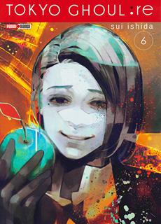 TOKYO GHOUL:RE TOMO 6 (MANGA)