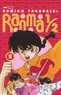 RANMA ½ TOMO 18 (MANGA)