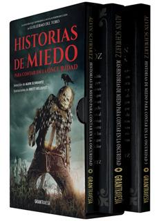 SERIE HISTORIAS DE MIEDO PARA CONTAR EN LA...
