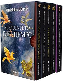 SERIE EL QUINTETO DEL TIEMPO (5 LIBROS)
