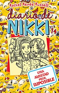 DIARIO DE NIKKI 14: UNA AMISTAD PEOR, IMPOSIBLE