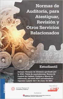 NORMAS DE AUDITORIA 2020 (ESTUDIANTIL) PARA...
