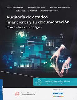 AUDITORIA DE ESTADOS FINANCIEROS Y SU...