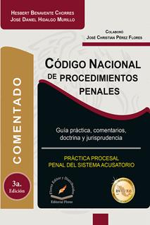CODIGO NACIONAL DE PROCEDIMIENTOS PENALES COMENTADO