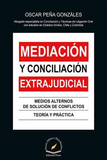 MEDIACION Y CONCILIACION EXTRAJUDICIAL