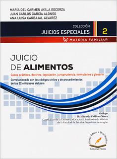 JUICIO DE ALIMENTOS