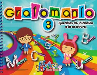 GRAFOMANIA 3 EJERCICIOS DE INICIACION A LA...