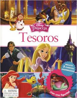 TESOROS DISNEY PRINCESA